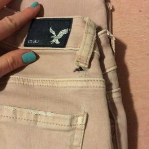 American Eagle Outfitters Pants - American eagle skinny capris